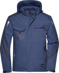 02.0824 James & Nicholson | JN 824 Workwear softshell jakna