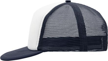 03.6207 Myrtle Beach | MB 6207 5-panelna kapa z ravnim šiltom