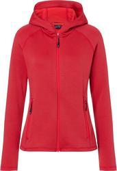 02.0785 James & Nicholson   JN 785 ženska elastična jakna iz flisa s kapuco