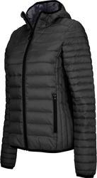 20.6111 Kariban | K6111 ženska lahka podložena jakna s kapuco