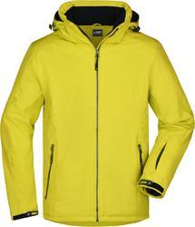02.1054 James & Nicholson | JN 1054 Moška zimska športna softshell jakna