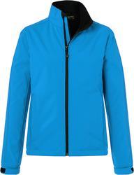 02.0137 James & Nicholson | JN 137 ženska 3-slojna softshell jakna