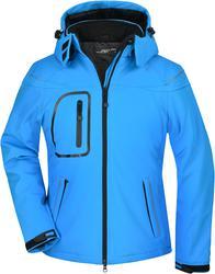 02.1001 James & Nicholson | JN 1001 ženska zimska softshell jakna