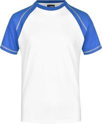 02.0010 James & Nicholson | JN 10 moška Raglan majica