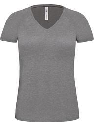 01.0275 B&C | Blondie Deluxe /women Ladies' Medium Fit V-Neck T-Shirt