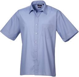 39.0202 Premier   PR202 Poplin srajca s kratkimi rokavi