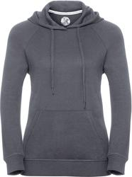 10.281F Russell   281F ženski HD pulover s kapuco