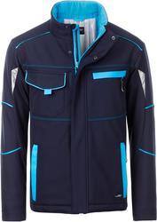 02.0853 James & Nicholson | JN 853 delovna zimska sofsthell jakna