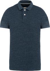 20.2206 Kariban | KV2206 Moška Vintage Piqué Polo majica