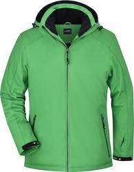 02.1053 James & Nicholson | JN 1053 Ženska zimska športna softshell jakna