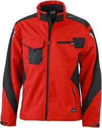 02.0844 James & Nicholson | JN 844 delovna poletna Softshell jakna
