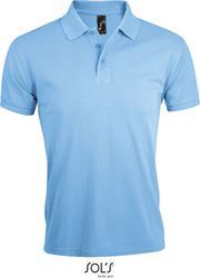 25.0571 SOL'S   Prime Men moška debelejša piqué polo majica