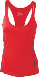 02.0424 James & Nicholson | JN 424 ženska tekaška Reflex majica brez rokavov