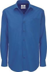 01.0P41 B&C | Heritage LSL /men moška Poplin bombažna srajca z dolgimi rokavi