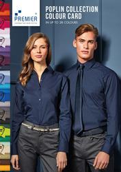 39.ZF01 Premier | Barvna skala Sraje 2018 Barvna skala - srajce in bluze