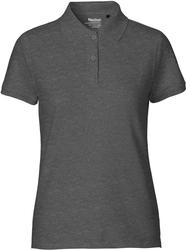 77.2280 Neutral | O22980 Ladies' Organic Piqué Polo