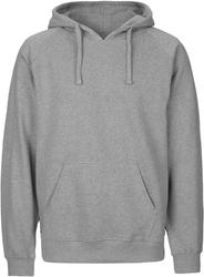 77.6311 Neutral | O63101 Men's Organic Hooded Sweatshirt