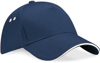 53.015C Beechfield | B15C 5 Panelna kapa z Večslojnim šiltom