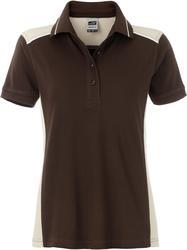 02.0857 James & Nicholson | JN 857 ženska delovna polo majica
