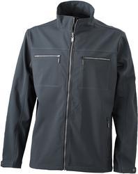 02.1058 James & Nicholson | JN 1058 moška Design softshell jakna