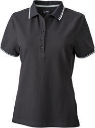 02.0965 James & Nicholson | JN 965 Ženska Coldblack® polo majica