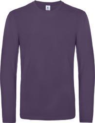 01.007T B&C | #E190 Dolg rokav Debelejša majica dolg rokav