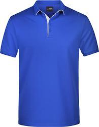 02.0726 James & Nicholson   JN 726 Moška Piqué Polo majica z eno črto