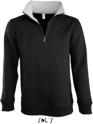 25.4730 SOL'S | Scott moški pulover z zadrgo