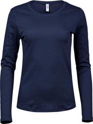 18.0590 Tee Jays | 590 ženska Interlock majica z dolgimi rokavi