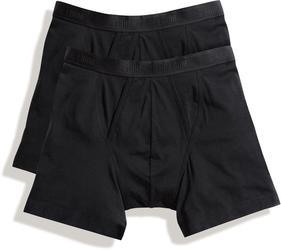 16.7026 F.O.L. | Classic Boxer 2-Pack moške kratke boxer spodnje hlače
