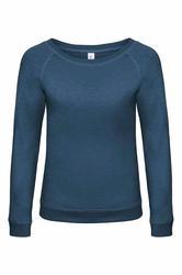 01.2375 B&C   DNM Starlight /women ženski Slub pulover