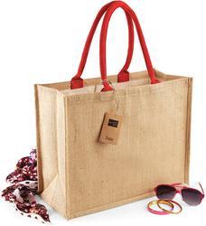 50.0407 Westford Mill | W407 klasična nakupovalna torba iz jute