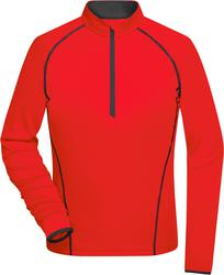 02.0497 James & Nicholson | JN 497 Ženska športna majica z dolgimi rokavi