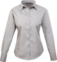 39.0300 Premier   PR300 Poplin bluza z dolgimi rokavi
