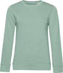 01.W32B B&C | Organski Okrogel ovratnik /women Ženski pulover