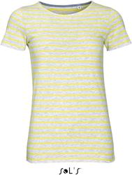 25.0139 SOL'S | Miles Women ženska črtasta majica