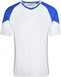02.0338 James & Nicholson | JN 338 Ekipna večbarvna majica