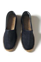 01.0489 B&C | DNM Espadrille /men platneni čevlji