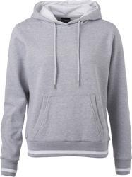 02.0777 James & Nicholson   JN 777 ženska športna jakna s kapuco