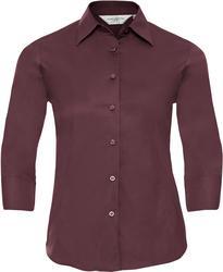 11.946F Russell   946F elastična bluza 3/4 rokav
