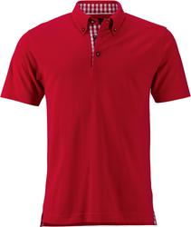 02.0716 James & Nicholson | JN 716 Moška klasična Piqué Polo majica