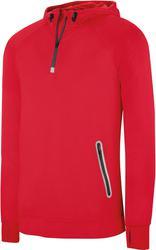 20.P360 Kariban ProAct | PA360  športni pulover z 1/4 zadrgo
