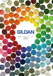 15.ZF01 Gildan | Barvna skala 2018 Barvna skala