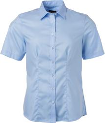 02.0683 James & Nicholson   JN 683 bluza iz mikro kepra s kratkimi rokavi