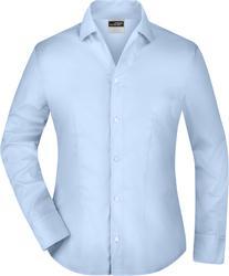 02.0608 James & Nicholson   JN 608 Twill poslovna bluza z dolgimi rokavi