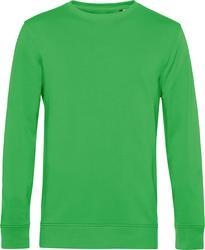 01.U31B B&C | Organski Okrogel ovratnik Moški organski pulover