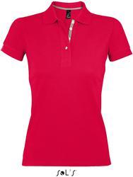 25.0575 SOL'S | Portland Women ženska debelejša piqué polo majica