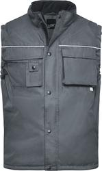 02.0813 James & Nicholson | JN 813 Workwear telovnik