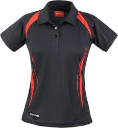 29.177F Spiro | S177F Ženska ekipna polo majica