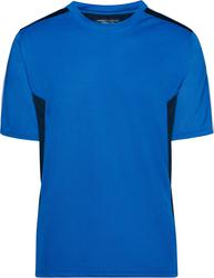 02.0827 James & Nicholson   JN 827 Workwear majica